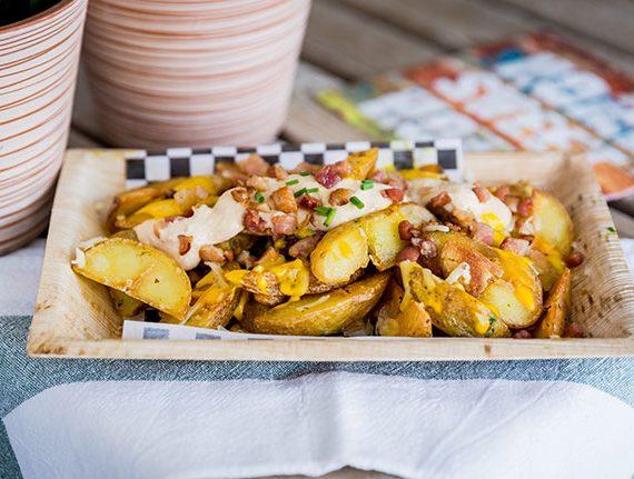 Entrante-patatas-cheese&bacon-yecla33