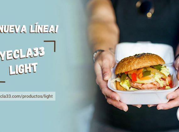 ¡Nueva línea light en Yecla33!