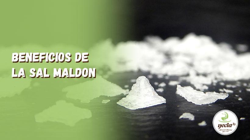 ¿Por qué deberías probar la sal Maldon?