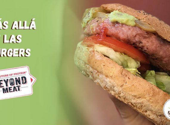 Más allá de las burgers