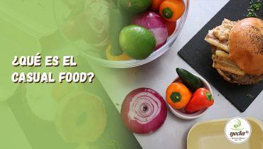 ¿Por qué Yecla33 es un restaurante de Casual Food?