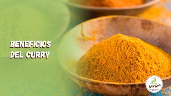 ¿Cuáles son los beneficios del curry?
