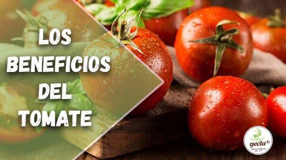 Los beneficios del tomate