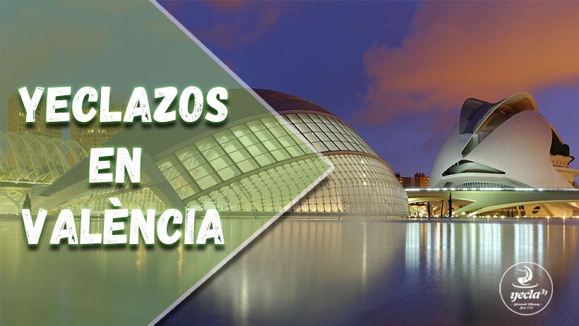 Los mejores lugares para cenarte un Yecla33 en València