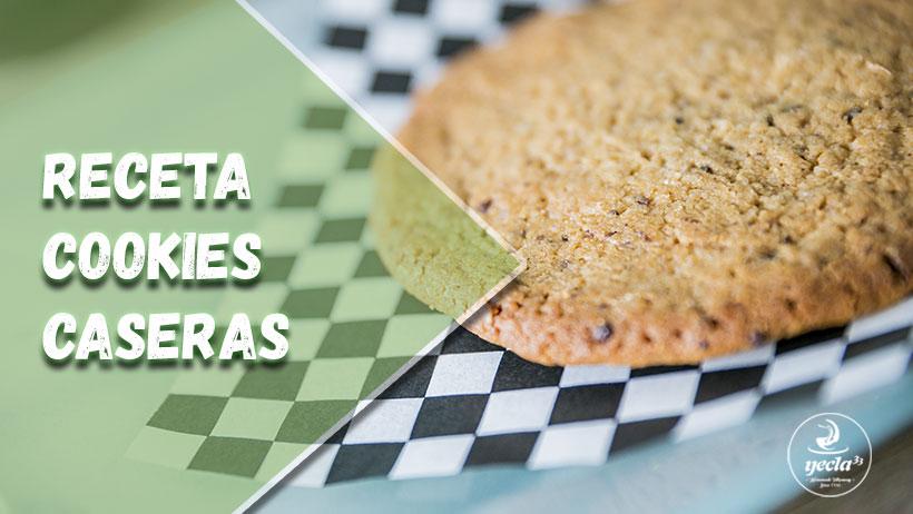¿Cómo hacer cookies caseras?