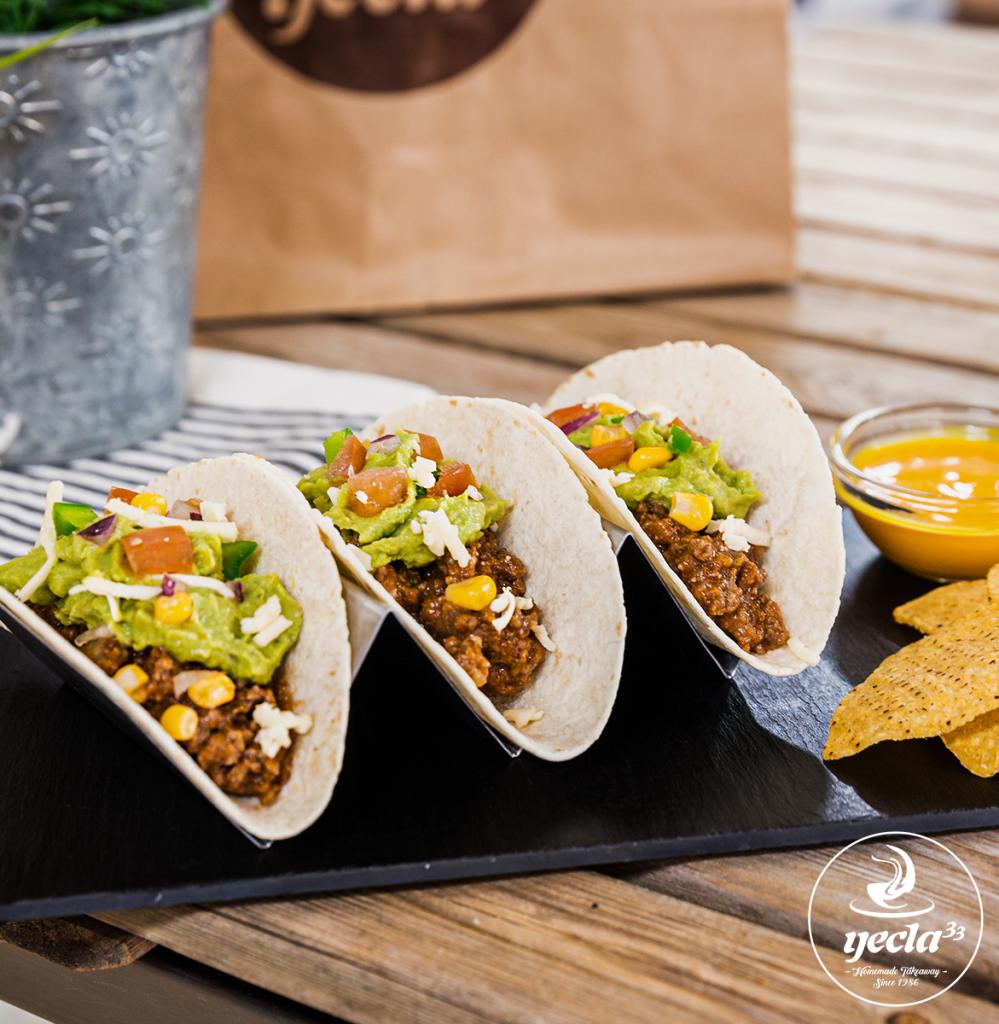 foto de tacos mexicanos veganos de yecla 33