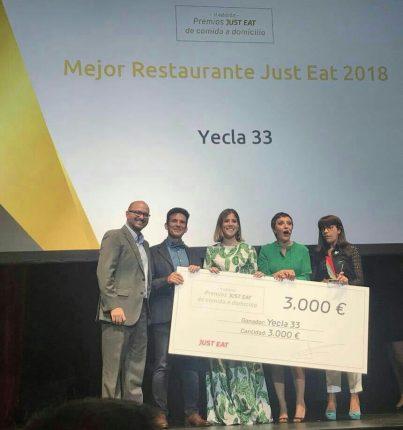 Premio 2018: Mejor España