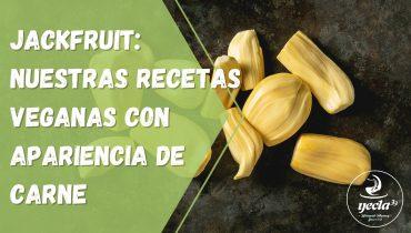 Jackfruit: nuestras recetas veganas con apariencia de carne