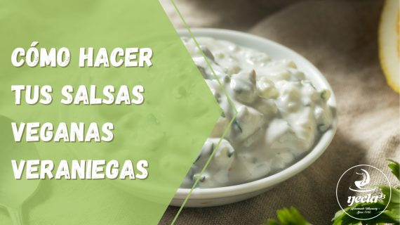 Cómo hacer tus salsas veganas veraniegas